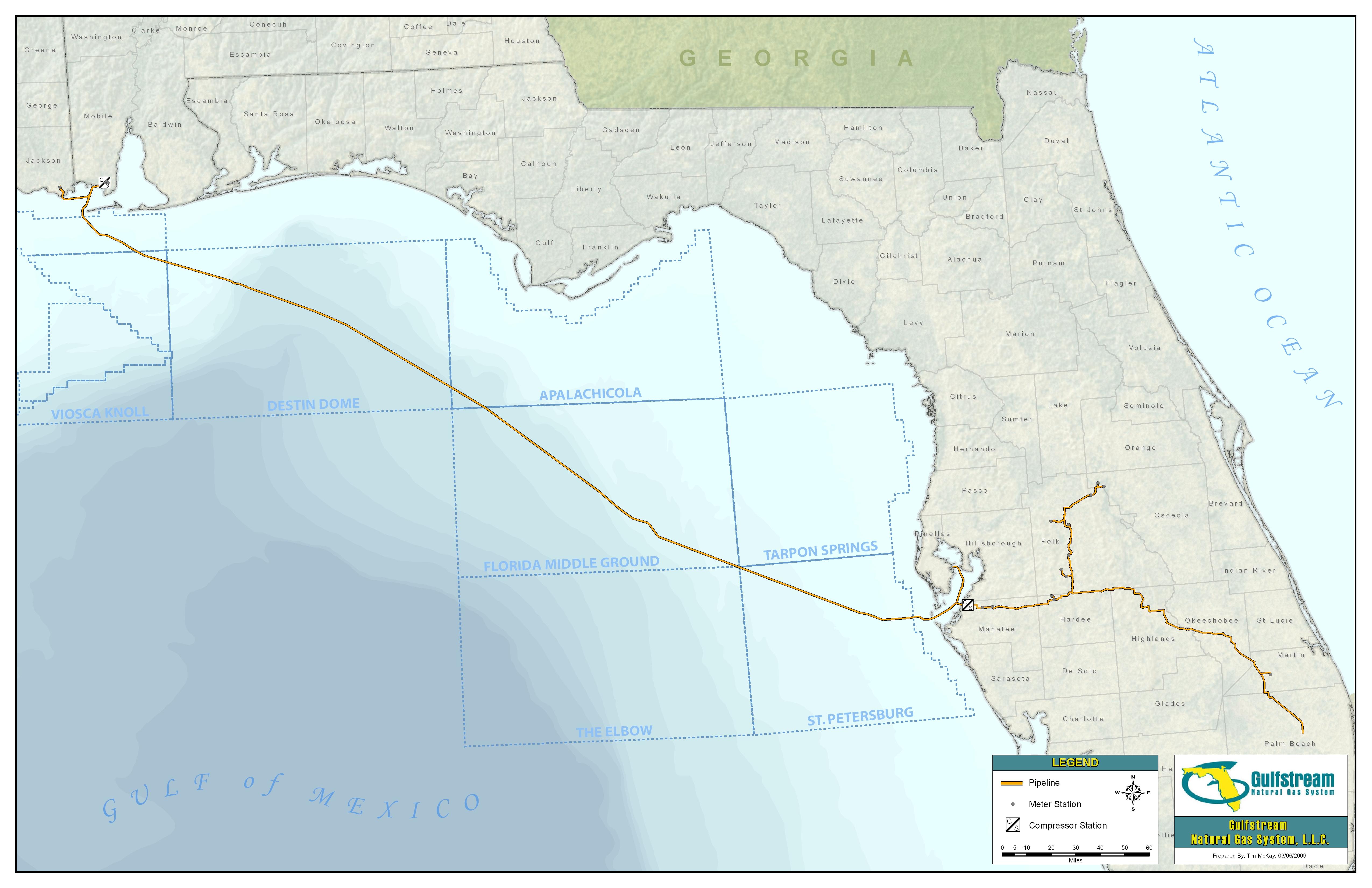 Gulfstream Natural Gas System